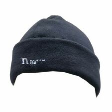 Nautical One Micro Fleece Beanie Hat
