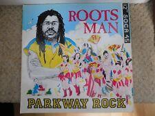 """ROOTSMAN, PARKWAY ROCK, 12"""" VINYL, REGGAE, PIC SLEEVE"""
