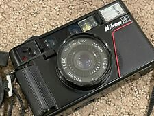 Nikon L35AF 35mm Point and Shoot Film Camera.