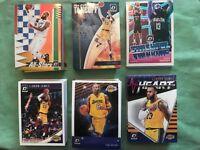 Pick your cards - Lot - 2018/19 Donruss Optic Base & Inserts