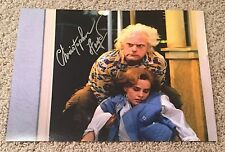 Christopher Lloyd Signed Autograph Back To The Future 11x14 Photo w/Exact Proof