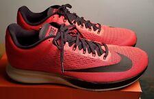 0fab6c856285 Nike Air Zoom Elite 10 924504600 red orange size 14 888408356611