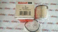 New Genuine Ford Motorcraft FD4595 Diesel Fuel Filter With Gasket