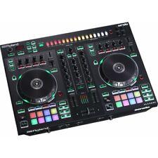 Roland DJ-505 USB Controller 2 Channel 4 Deck Scratch Friendly Portable DJ