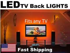 "LED back light KIT fits Panasonic Sony 32"" 40"" 42"" 50"" 55"" 60"" 65"" 70"" inch in."