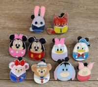 Shanghai Disney Pin SHDL Easter 2018 Mystery Box 10 Pins Full Set Eggs Mickey