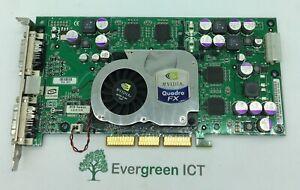 Dell nVIDIA Quadro FX DDR2 AGP Graphics Card 0W0663