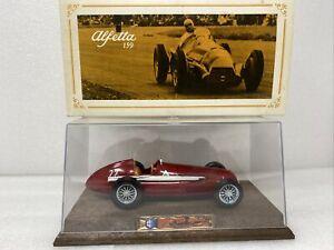 1/25 Mattel Mebetoys 1950 Alfa Romeo Alfetta 159 RARE