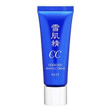 1 PC KOSE Sekkisei White CC Cream SPF50+/PA++++ 26ml Makeup Face Color #01#19046