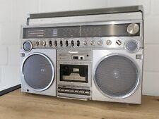 Panasonic RX-5500LS Vintage 70er Ghettoblaster Boombox Radio Cassette Stereo