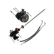 1965-Early 1967 Ford Mustang 289 Manual Power Steering Conversion Kit
