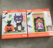 Fortune Teller And Spooky Dog Foam Craft Kits
