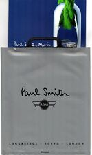 Rover Mini Paul Smith Limited Edition 1998 UK Market Sales Brochure Inc Bag