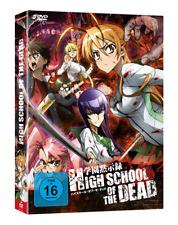 Highschool of the Dead - Exklusiv Box DVD