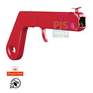 Pistol flint spark lighter gun for welding gas torches, gas equipment, bbq, hob