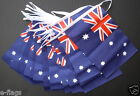 33ft Australia Australian OZ Fabric Flag Party Bunting SAMEDAY DESPATCH