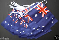 Huge 33ft Australia Day Rugby World Cup Australian OZ Fabric Flag Bunting
