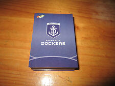 2013 AFL SELECT CHAMPIONS FREMANTLE DOCKERS 12 CARD COMMON TEAM SET FYFE MAYNE