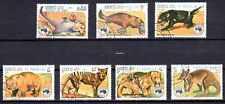 Animaux Faune sauvage Laos (70) série complète 7 timbres oblitérés