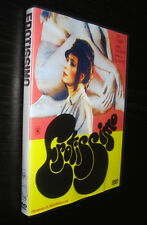 EROTISSIMO DVD 1968 french 60's pop art mod Serge Gainsbourg Annie Girardot