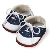 American Girl Molly's SADDLE SHOES for MOLLY Doll friend of Emily Doll FAST SHIP