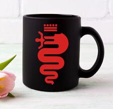 New ListingAlfa Romeo biscione Coffee Mug, Alfa Romeo biscione Tea Cup