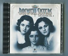The Boswell Sisters CD COLLECTION (VOL. 4 ) 1932-34 © 2001 Denmark-24-track-CD