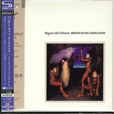 PENGUIN CAFE ORCHESTRA-BROADCASTING FROM HOME-JAPAN MINI LP SHM-CD G00