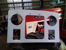 land rover series 2a radiator panel