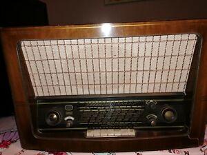 Braun Gebrauchsanleitung Super 99 Radio