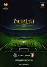 UEFA EUROPA LEAGUE FINAL 2010/2011 FC Porto - SC Braga in Dublin, 18.05.2011