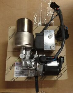 OEM TOYOTA PRIUS BRAKE BOOSTER PUMP ASSEMBLY WITH ACCUMULATOR FITS 2001-2003