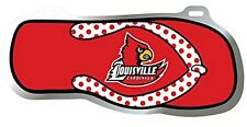 UL Louisville Cardinals Flip Flop License Plate / Car Tag