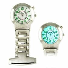 Ravel Nurses El Stainless Steel Fob Watch R1101EL