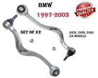 97-03 BMW 525i 528i 530i Front Suspension Left & Right Frontward Control Arm SET