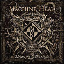 Machine Head-Bloodstone & Diamonds 2 BLACK VINILE LP NUOVO