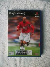 David Beckham Soccer - PS2 - Sony PlayStation 2 - FREE POST