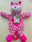 Fun Hot Water Bottle Pink colour With Cover