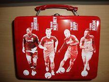 Chicago Fire MLS Lunch Box Tin SGA 8/2/15 Johnson Maloney Shipp Accam