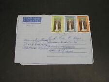 Zaire 1976 aerogramme to Germany *30208