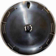 HED Jet PLUS Disc 700x25mm Carbon Clincher Rim Brake Rear Wheel (Shimano/SRAM)