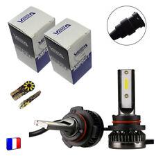 2 ampoules Vega® Q3 HB3 9005 Full Leds COB 360° 6000 lumens 12V 24V