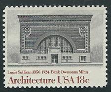 Scott #1931... 18 Cent... Architecture... 20 Stamps