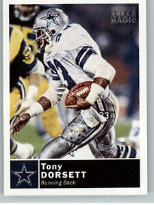 2010 Topps Magic Football #154 Tony Dorsett - Cowboys