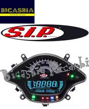 12074 - CONTACHILOMETRI DIGITALE SIP NERO VESPA 50 125 150 PRIMAVERA - SPRINT