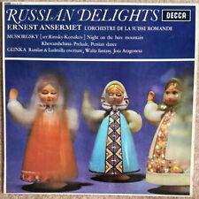 Decca SXL 6119 Aragonesa Ansermet Mussorgsky Russian Delights