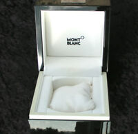 MONTBLANC UHRENBOX BOX WATCH BOX I296