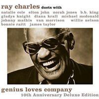 Ray Charles - Genius Loves Company 10th Anniversary [New Vinyl LP] Anniversary E
