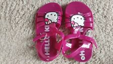 CHAUSSURES DE PLAGE/PISCINE BEBE FILLE HELLO KITTY POINTURE 24   IDEE CADEAU !!