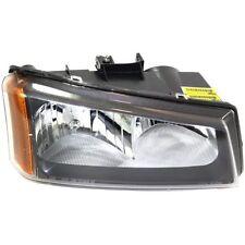New Headlight (RH Side) for Chevrolet Silverado 1500 GM2503257C 2005 to 2007